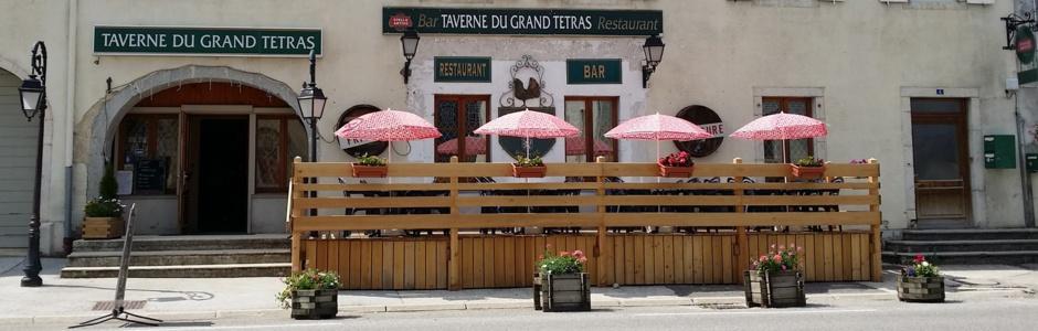 Le restaurant est malheureusement fermé jusqu'à nouvel ordre.